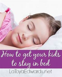 Do you struggle with bedtime battles in your home? Here ...