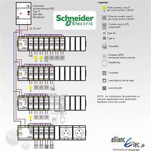 Norme Electrique Maison : schema installation electrique d une maison sch ma r ~ Melissatoandfro.com Idées de Décoration