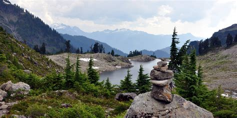 washington bellingham backpacking trips hikes lake ann adventures must near outdoorproject