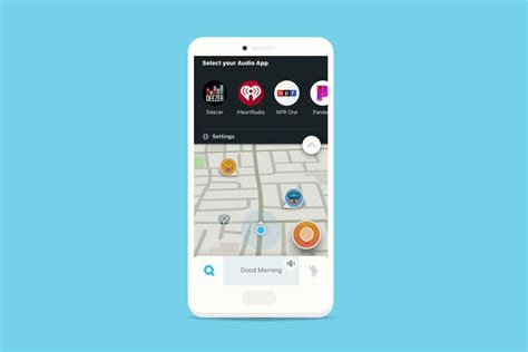 Waze Adds Pandora, Tunein, And Five Other Streaming
