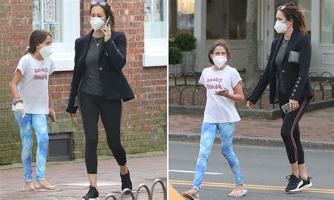 Chris Cuomo's wife Cristina and daughter Carolina step out ...