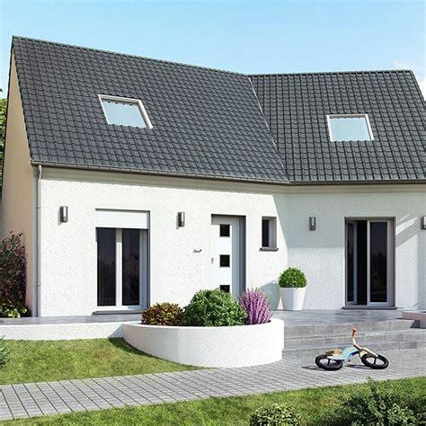 plan de maison moderne plain pied 4 chambres maison à petit prix plans et modèles de maisons