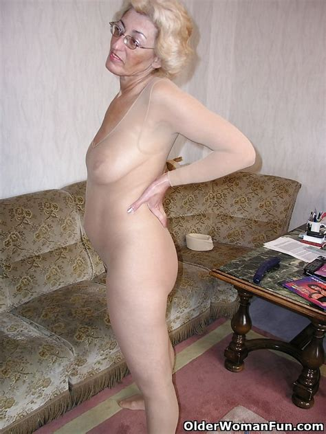 69 Year Old Granny Ina From Olderwomanfun 16 Pics