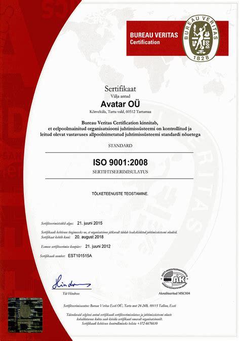 bureau certification avatar translation bureau certificates