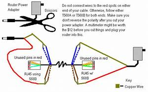 Poe Cable Wiring Diagram
