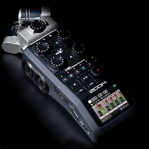 Zoom H6 Handy Recorder Manual