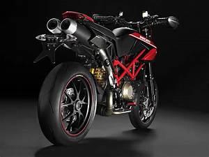 Ducati Hypermotard 1100 Evo    1100 Evo Sp 2010