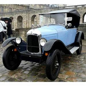 Citroen Trefle : location auto retro collection citroen tr fle 1925 cabriolet ~ Gottalentnigeria.com Avis de Voitures