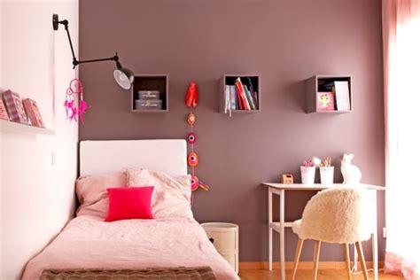 couleur de chambre pour fille chambre couleur saumon design de maison