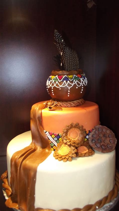 50+ Best African Wedding Cakes Images By Carolyn Kegler On