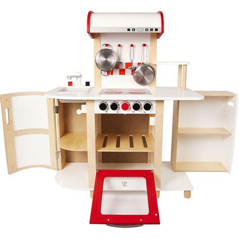 cuisine multifonction leclerc hape e8018 cuisine multifonction en bois comparer avec