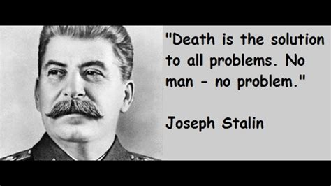 Image result for quotes from josef stalin