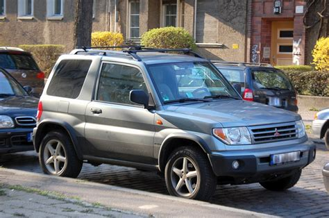 Mitsubishi Mini Suv by Diesen Mini Suv Der Mitsubishi Pajero Pinin