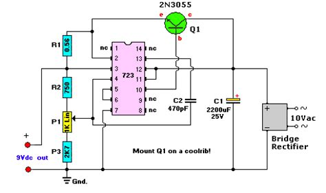 power supply circuitcircuit diagram world