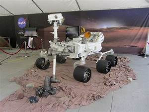 Mars Curiosity Rover Scale Model (page 2) - Pics about space