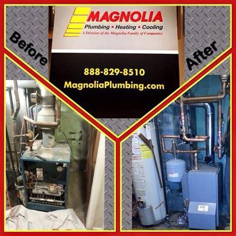 magnolia plumbing heating cooling washington dc