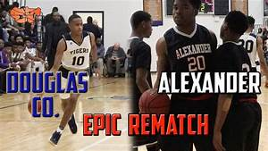 Alexander WINS in OVERTIME against Douglas County | EPIC ...