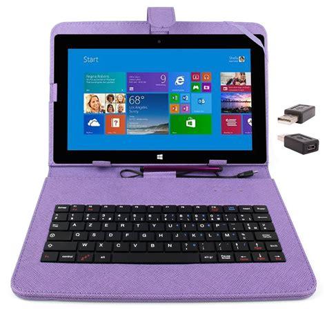 etui avec clavier azerty français pour tablette microsoft