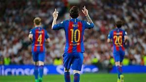 Lionel Messi Wins El Clsico By Scoring 500th Career Goal