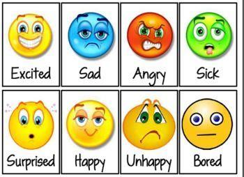 how do you feel emotions feelings activity spec ed 749   cc9696957ea2fb9bc188fc2774e1f2f0