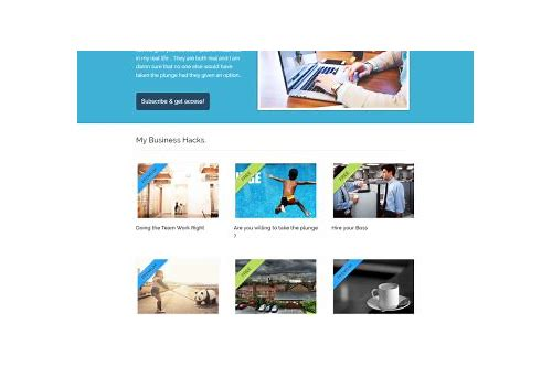 Minimable wordpress theme free download :: promverpoda