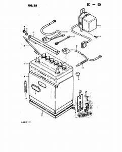 Battery - Regulator For