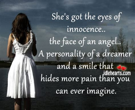 innocent quotes for girl