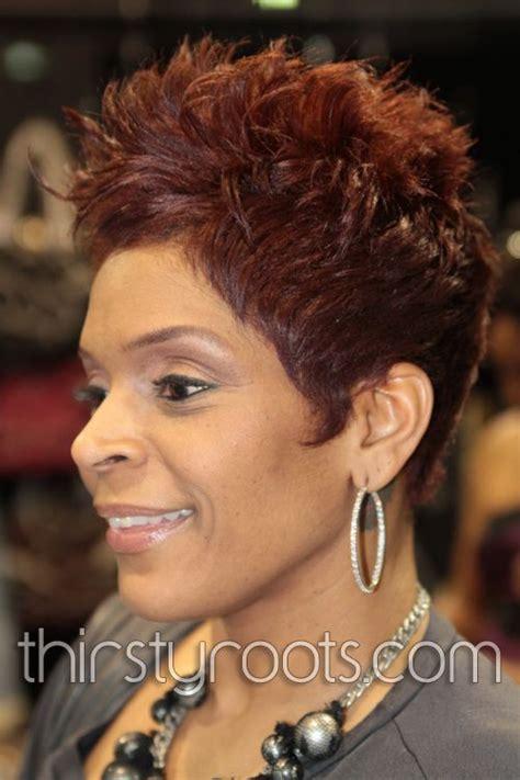 hair dye colors  black women   older hairstyles