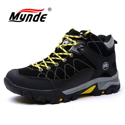Mynde New Men Boots For Winter Snow Warm