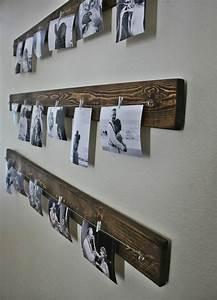 Ideen Fotos Aufhängen : fotowand selber machen diy pinterest diy wall decor home decor und diy home decor ~ Yasmunasinghe.com Haus und Dekorationen