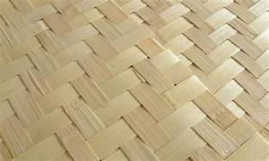 Woven Bamboo Plywood - Bamboo Mat - Ceiling - Wainscot