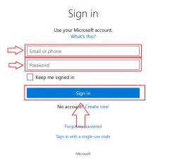 Login Hotmail Sign in Account