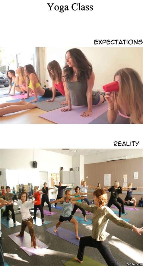 Funny Yoga Meme - yoga class meme