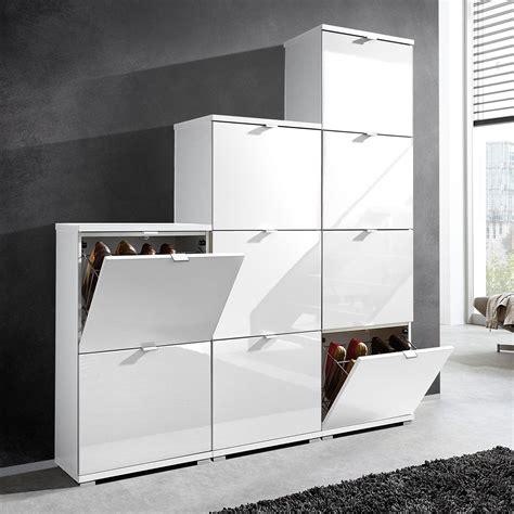 profondeur meuble de cuisine meuble à chaussures 12 paires en bois 3 abattants l53cm