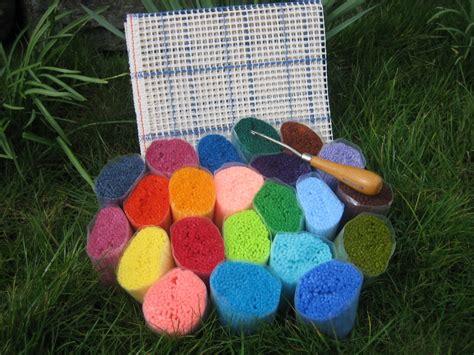 utterly hooked designs latch hook kits  rugs