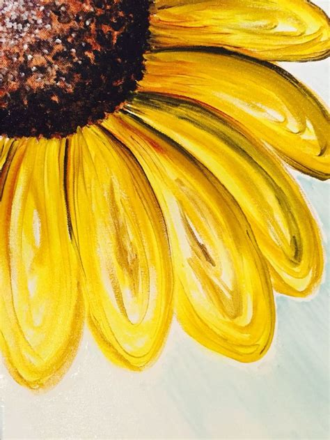 how to paint a l pictures easy flower paintings for beginners drawing