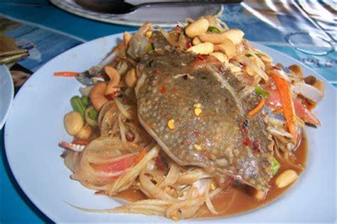 cuisine thailandaise mon la cuisine thailandaise