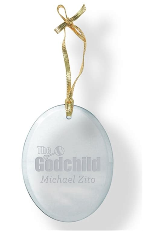 godchild glass ornament on sale 12 95 guido gear