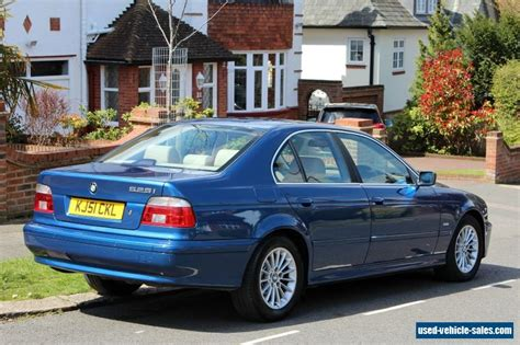2002 Bmw 525i For Sale by 2002 Bmw 525 For Sale In The United Kingdom