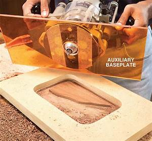 template routing tips popular woodworking magazine With router pattern templates