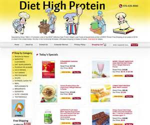 High Protein Foods for Weight Loss Diet