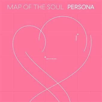 map  soul persona cd libro bts cd album fnac