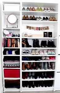 Porte Chaussures Ikea : bienvenue dans ma penderie blog mode la penderie de chloe ~ Teatrodelosmanantiales.com Idées de Décoration