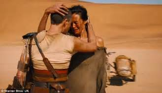 Megan Gale And Abbey Lee Kershaw Shine In Mad Max Fury Road Trailer Daily Mail Online