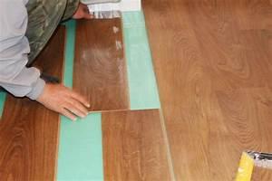 Jak rozebrat plovoucí podlahu