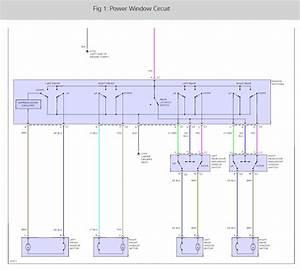 Renault Megane Window Switch Wiring Diagram