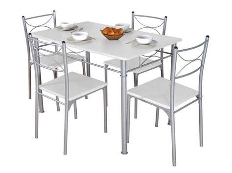 table cuisine conforama blanc ensemble table rectangulaire 4 chaises tuti conforama pickture