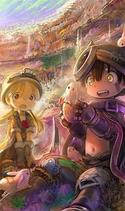 [165+] Made In Abyss - Android, iPhone, Desktop HD ...