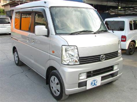 suzuki every suzuki every wagon jp turbo limited 2015 for sale in