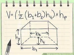 Tank Berechnen : 5 easy ways to calculate the volume of a prism wikihow ~ Themetempest.com Abrechnung